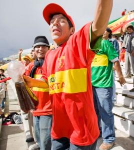 Sport Huancayo fans