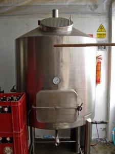 Cerveceria Andina's brewery