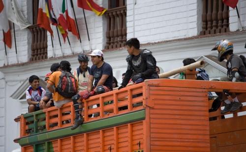 Peru Shuttle: Economico