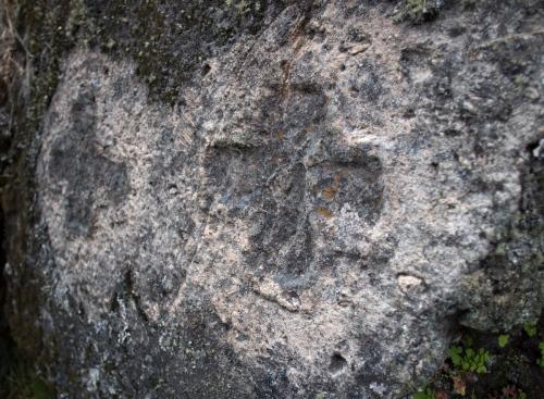 Cruz del Sur. Again, 1000 years b.c.