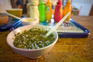 chimichurri and other fantastic sauces